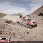 Robb's Dakar: The salt lake and Rice Crispies
