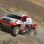 AFRICA ECO RACE 2015 A VERY ANIMATED LAST MOROCCAN STAGE