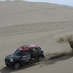 Rodrigues shows panache, Roma saves his rally