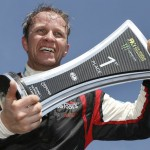 Letting the trophies talk by Petter Solberg