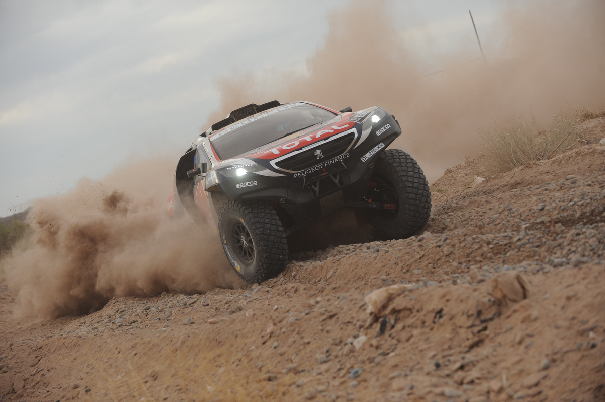 Peugeot Dakar SS3