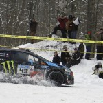 Sno*Drift Rally draws race drivers from around the world and thousands of spectators