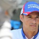 Sarrazin leads Toyota WRC test line-up