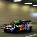 Ogier to start tomorrow as the leader of the Monte
