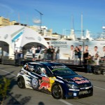 WRC Rallye Monte Carlo: Ogier in control at close of day three