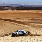 VILLAGRA AND MEMI FIND A SAFE AND SENSIBLE PACE ON FIRST HALF OF DAKAR MARATHON STAGE INTO BOLIVIA
