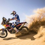 Tough start for team Broadlink KTM on Dakar