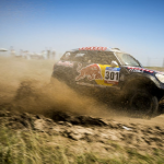 Al-Attiyah shows his class on stage two