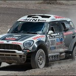 X-Raid MiniAll4 wins first car stage on 2015 Dakar