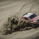 TOYOTA IMPERIAL SA DAKAR TEAM IN STRONG POSITION AT DAKAR REST DAY; TOYOTA CLAIMS FIRST STAGE WIN