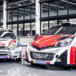 Toyota launches Yaris WRC, will take part in World Rally Championship 2107