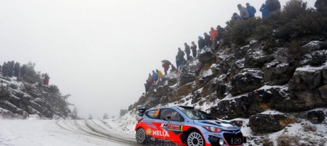 Sordo ready for WRC return in Mexico