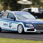 Audi S4 quattro racers rake in honours at first round