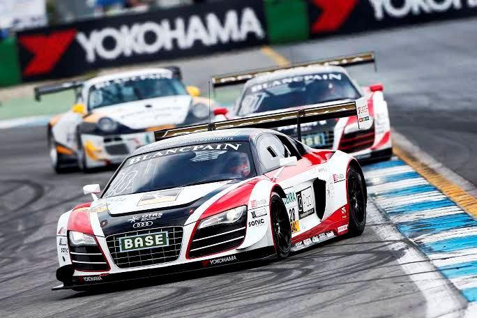 Kelvin van der Linde ADAC GT Masters Audi