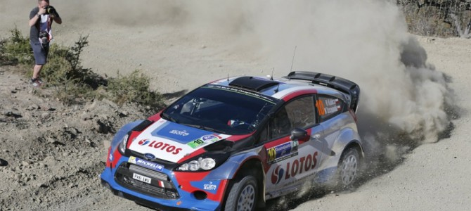 Kubica: things will get even better after Mexico