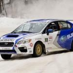 Antoine L'Estage Rallies to Landmark Victory at Rallye Perce-Neige