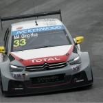 WTCC: Ma Qing Hua to drive fourth factory Citroen