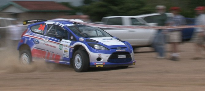 Cronje leads Natal Rally at end of day one