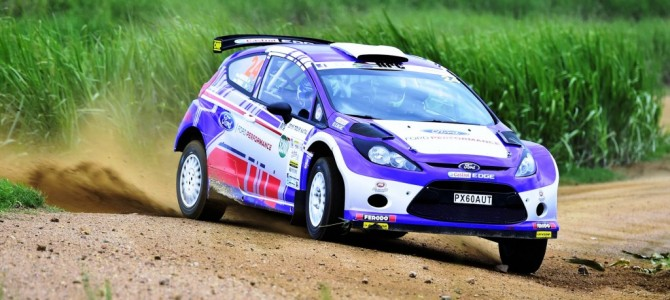Easy victory for Cronjé, Houghton in Tour Natal Rally