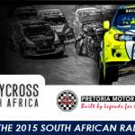 Urgent reaction required: Participate in THE 2015 South African Rally Cross Series