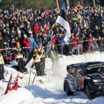 WRC Rally Sweden: Ogier wins after dramatic finish