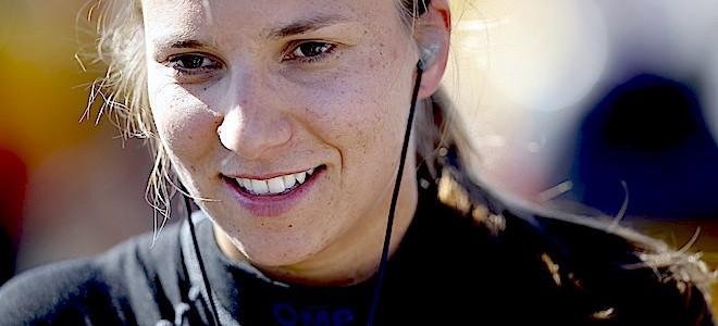 IndyCar: Simona De Silvestro closes on race seat for St. Pete