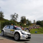 Development of the Fabia R5 on schedule