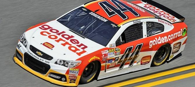 NASCAR: Cup car stolen from trailer on way to Atlanta