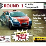 Tour Natal Rally draws 18 national entries