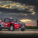 TOYOTA POISED FOR ACTION IN 2015 CROSS COUNTRY AND RALLY CHAMPIONSHIPS