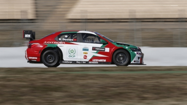 Mehdi Bennani Striving For Results With New Citro 235 N