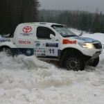 Overdrive Racing's Suominen And Nasman Miss Out On Outright Baja Russian Northern Forest Win