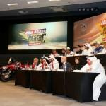 ABU DHABI SUPER SHOW SPARKS DESERT CHALLENGE ANNIVERSARY