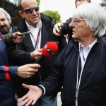 "Ecclestone says Formula 1 is ""sick"""