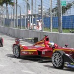 Formula E Racers Set Out to Change the World … Quietly