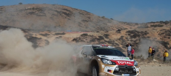 Rally Mexico: Ostberg: Slightest error can be costly in Mexico