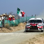 OGIER SHOWS HIS CLASS TO PULL CLEAR OF RIVALS AFTER SECOND DAY OF RALLY MEXICO
