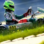 Michael Schumacher's son Mick crashes at 100mph while testing Formula 4 race car