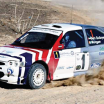 Mohammed Ben Sulayem rolls back the years after coming out of retirement at Sharjah