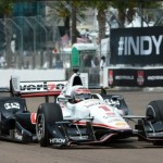 Montoya opens 2015 with victory