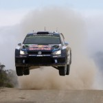 WRC Rally Mexico: Ogier with comfortable lead after Latvala exit