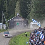 WRC organisers reveal tricky Rally Finland route