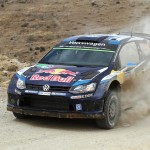 WORLD CHAMPION OGIER HEADS VOLKSWAGEN 1-2 AFTER DRAMATIC OPENING LEG OF RALLY GUANAJUATO MEXICO