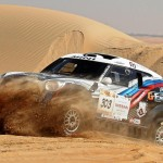CHAMPIONS CHASE PLACE IN DESERT CHALLENGE RECORD BOOKS