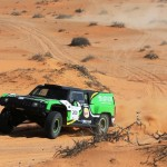 SAUDI'S YAZEED AL-RAJHI CRUISES TO AN EMPHATIC FOURTH HA'IL NISSAN INTERNATIONAL RALLY VICTORY