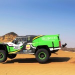 SAUDI OFFICIALS ANNOUNCE CHALLENGING RALLY JEDDAH 2015