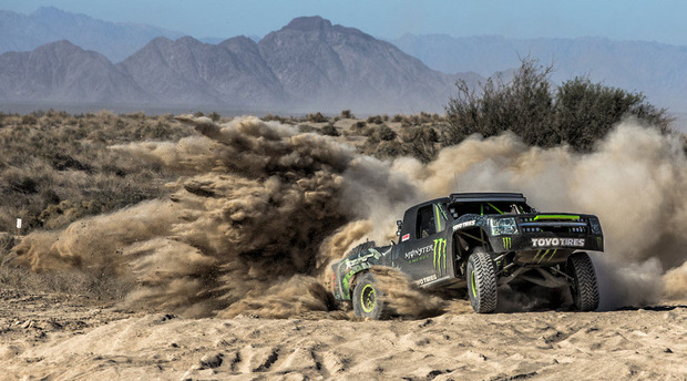 The Great American Off-road Race