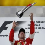 F1 Malaysian Grand Prix: Vettel outfoxes Mercedes to win Malaysia thriller
