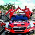 Debut win for Tidemand at International Rally of Whangarei