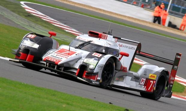 Audi Silverstone
